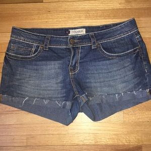 Vigold Juniors Denim Shorts 13/14
